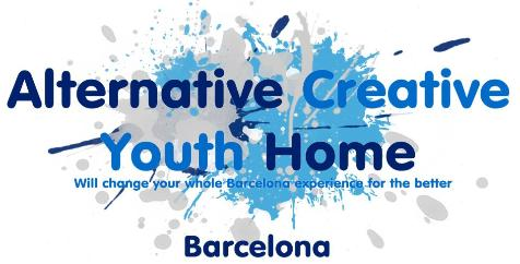 Barcelona Youth Hostel, Alternative Creative Youth Home Hostel, free internet