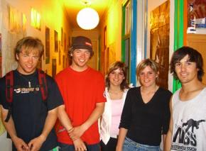 Cheap hostel in Barcelona, Youth hostels in Barcelona Spain, Best hostel Alternative Creative Youth Home hostel, book now